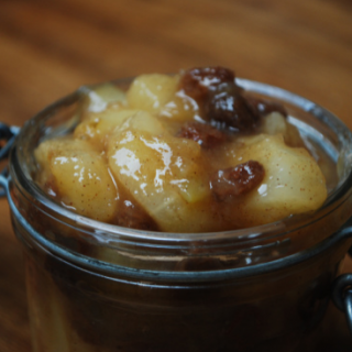 Apple & Pear Compote