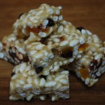 Healthy Rice Crispy Squares