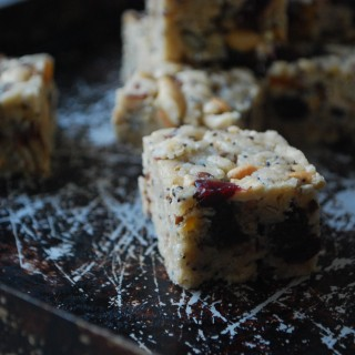 Nut Snack Bars