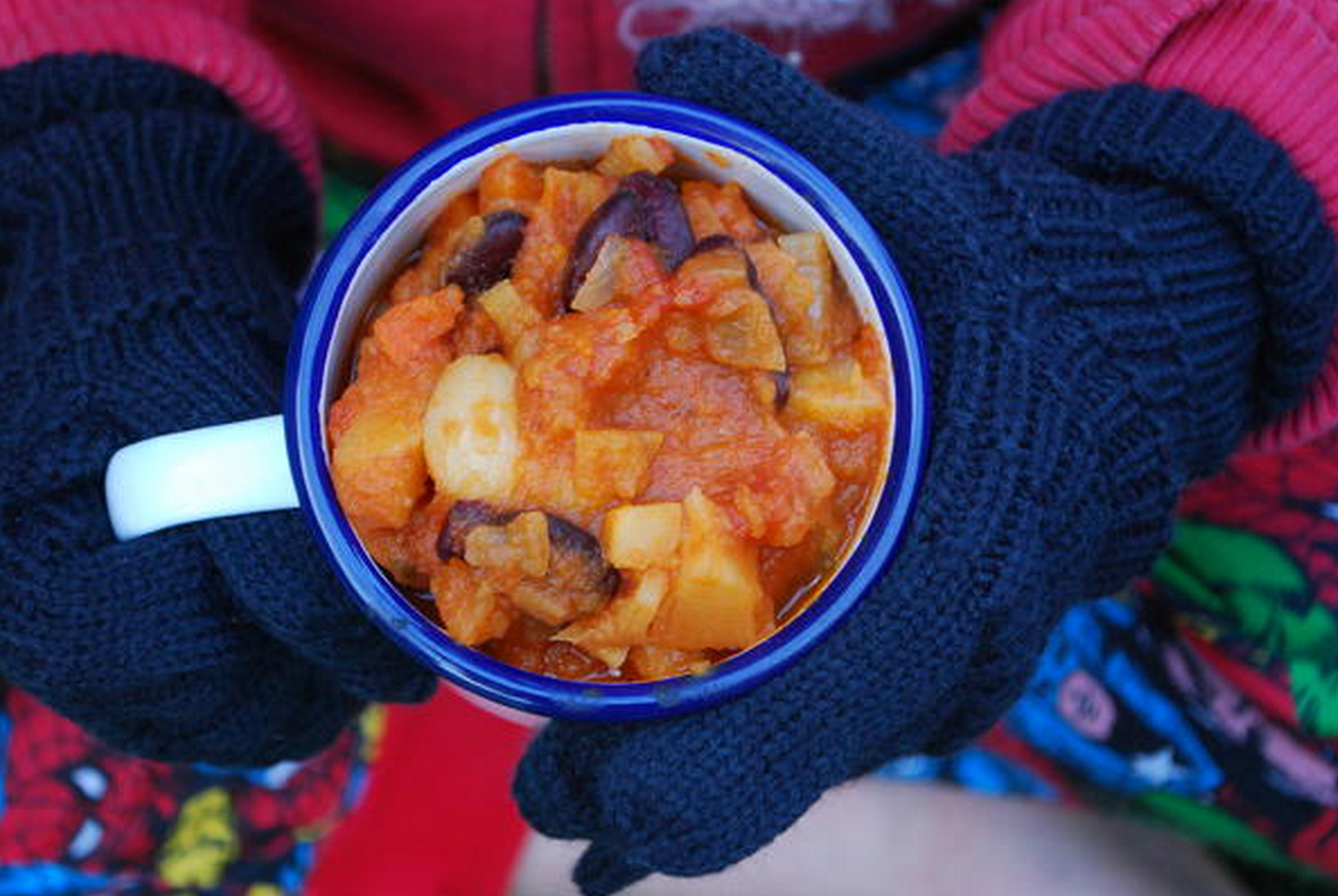 Warming Vegetable Stew