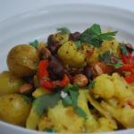 Cauliflower & New Potato Curry