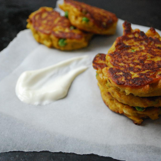 Spiced Potato Cakes