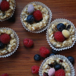 Healthy Rice Cripsy Nests