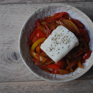 Cod with Summer Ratatouille
