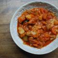 Chicken and Chorizo Stew