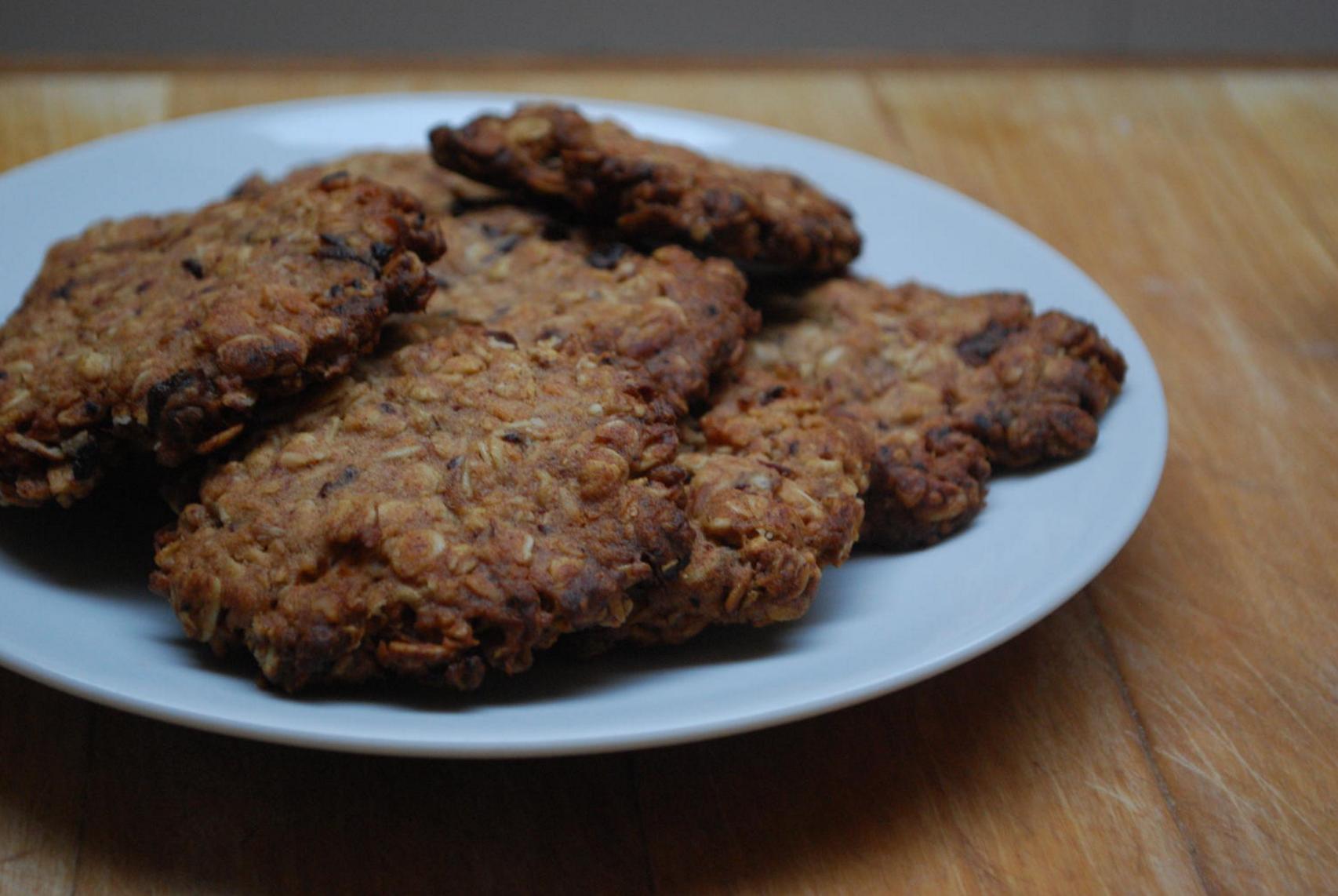 Oatie Biscuits - Healthy Oat Biscuits