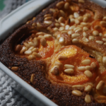 Apricot and Almond Cake