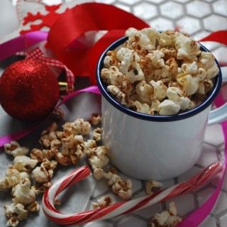 Spiced Maple Popcorn
