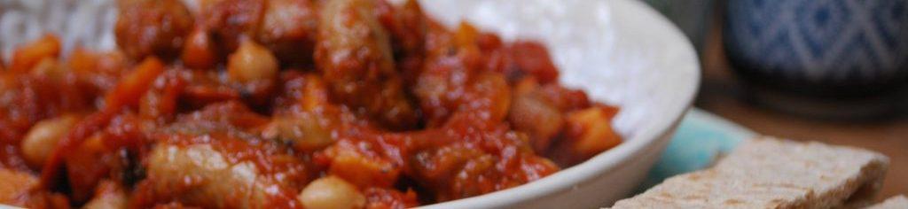 Warming Sausage Casserole
