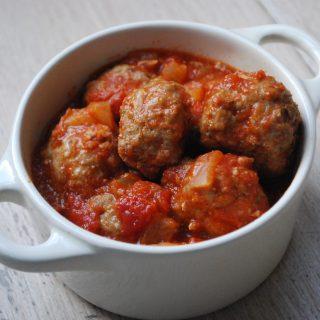 Tomato Meatball Sauce