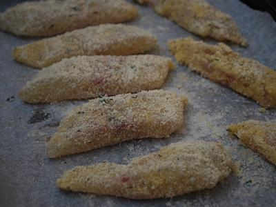 Gluten-Free Fish Fingers