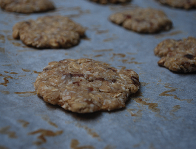 Healthy Oat Biscuits