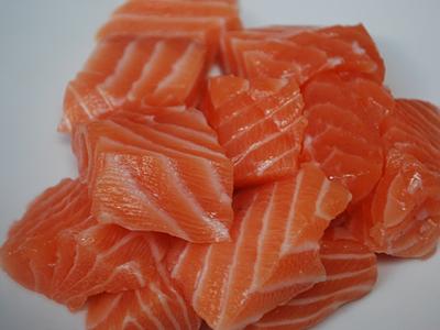 Salmon for Sesame Salmon Sticks