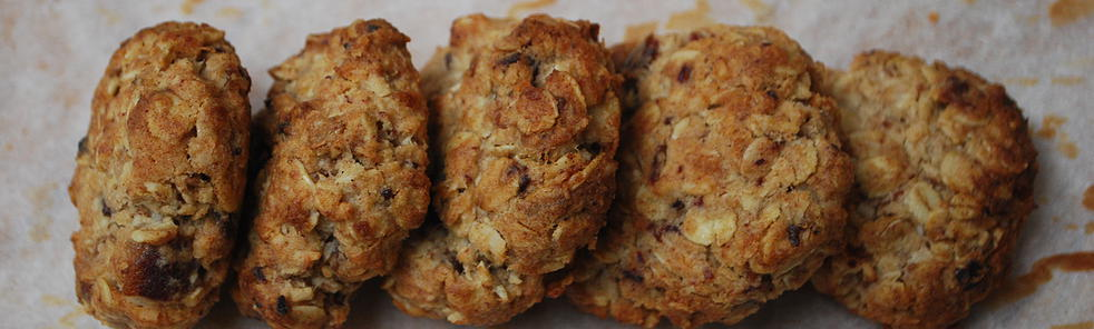 Oat & Raisin Goodness Cookies