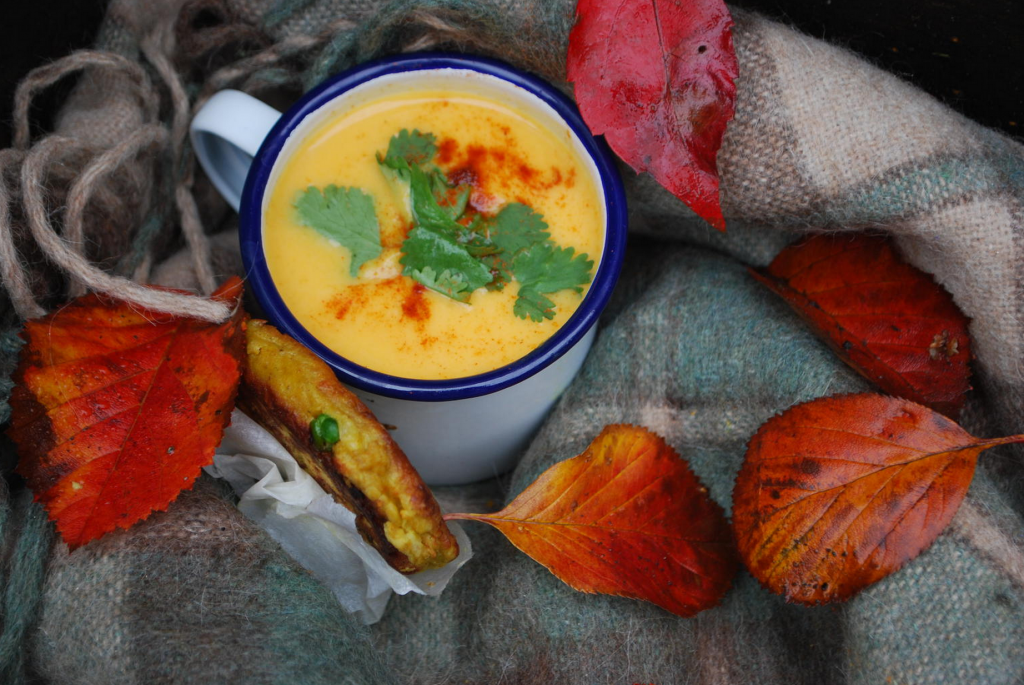 Butternut, Chilli & Coconut Soup