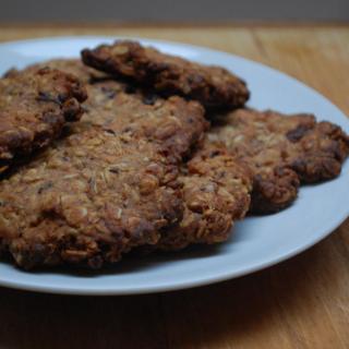 Oatie Biscuits