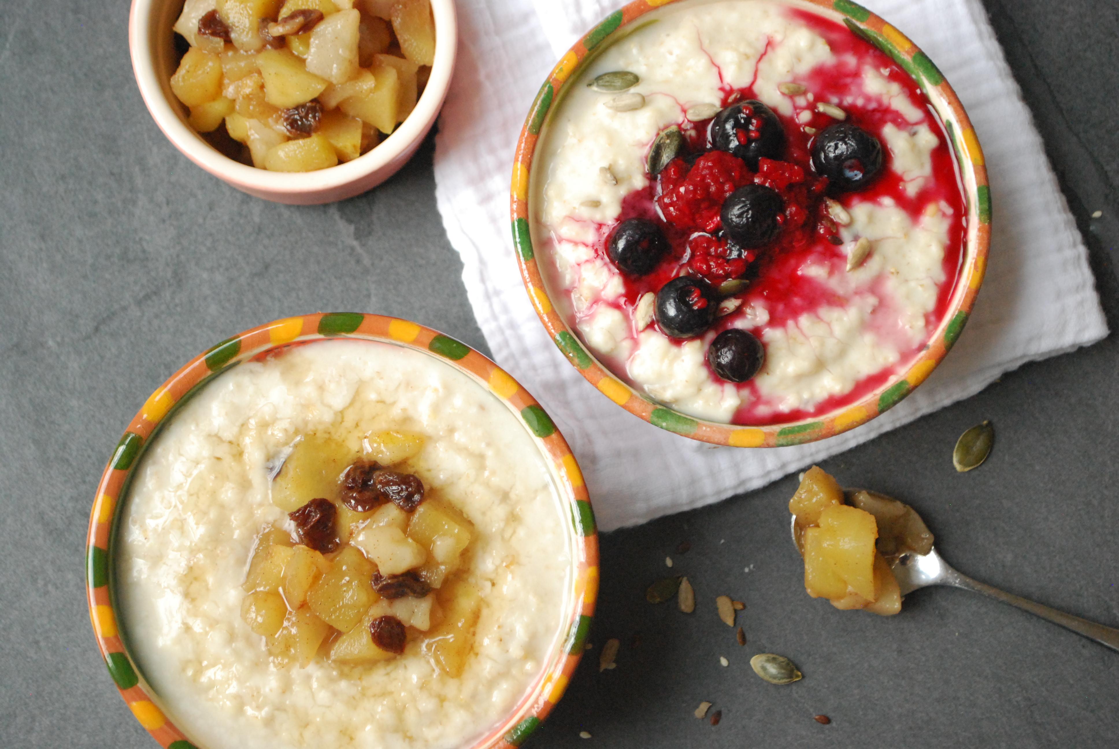 Perfect Immune Boosting Porridge