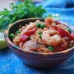 Pack a Punch Paella
