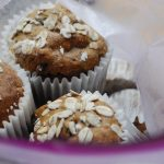 Pear and Cinnamon Breakfast Muffins