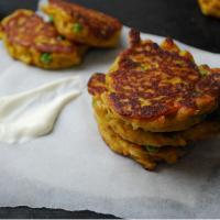 Spiced Potato Cakes