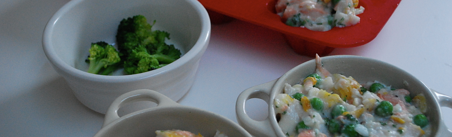 Broccoli Fish Pie